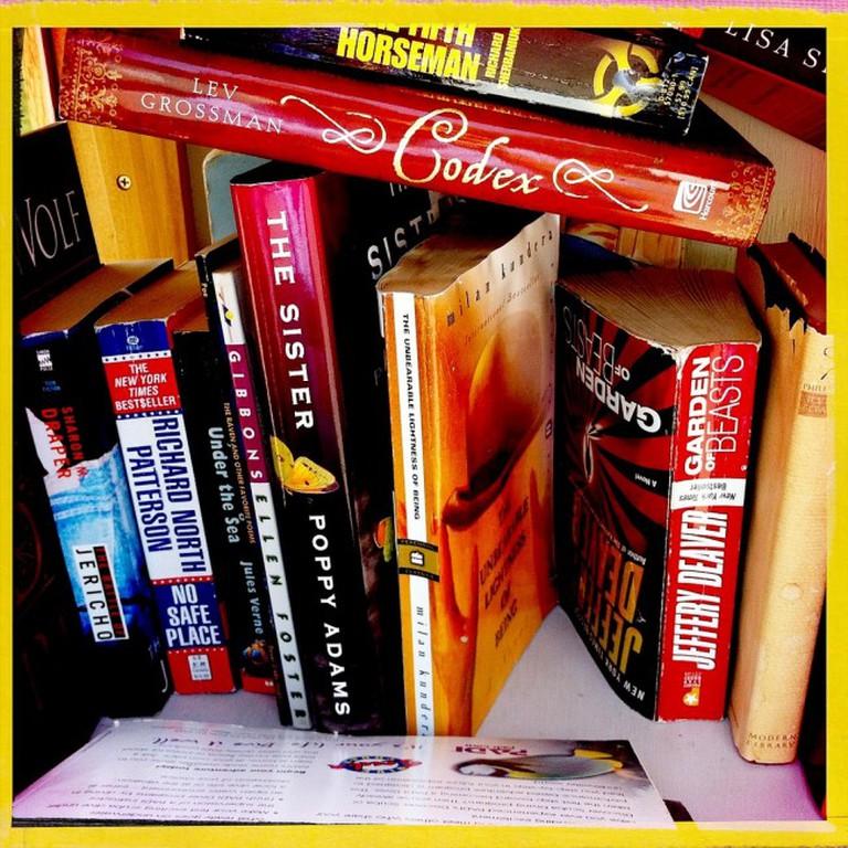 Tiny Free Library © Memphis CVB/Flickr