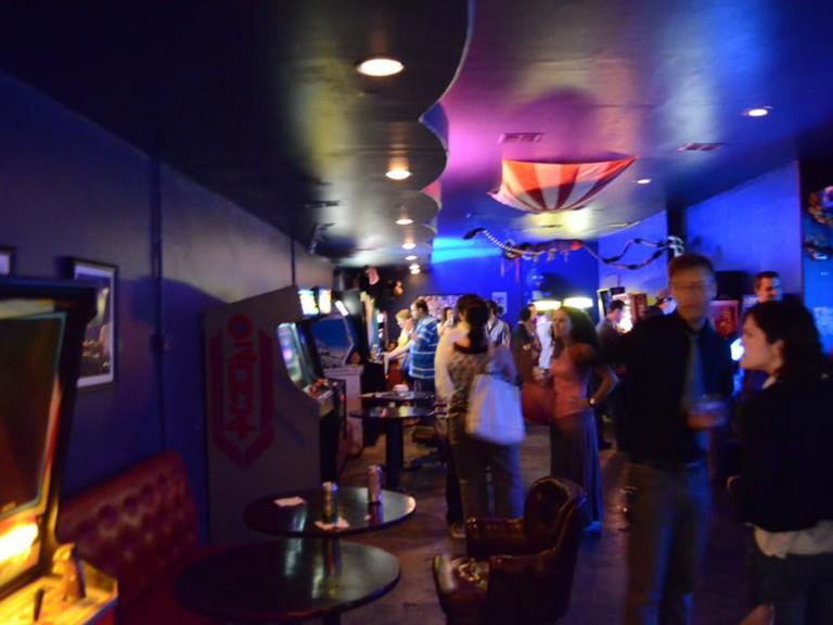 Blipsy Bar, Los Angeles