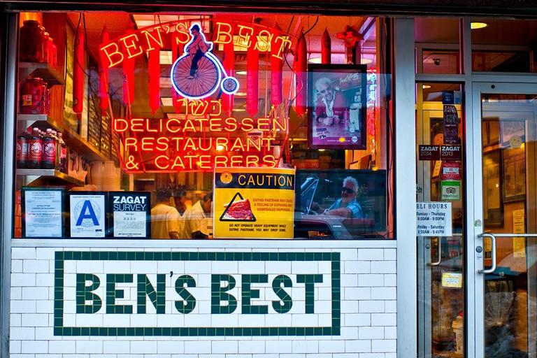 Ben's Best Kosher Delicatessen, Rego Park