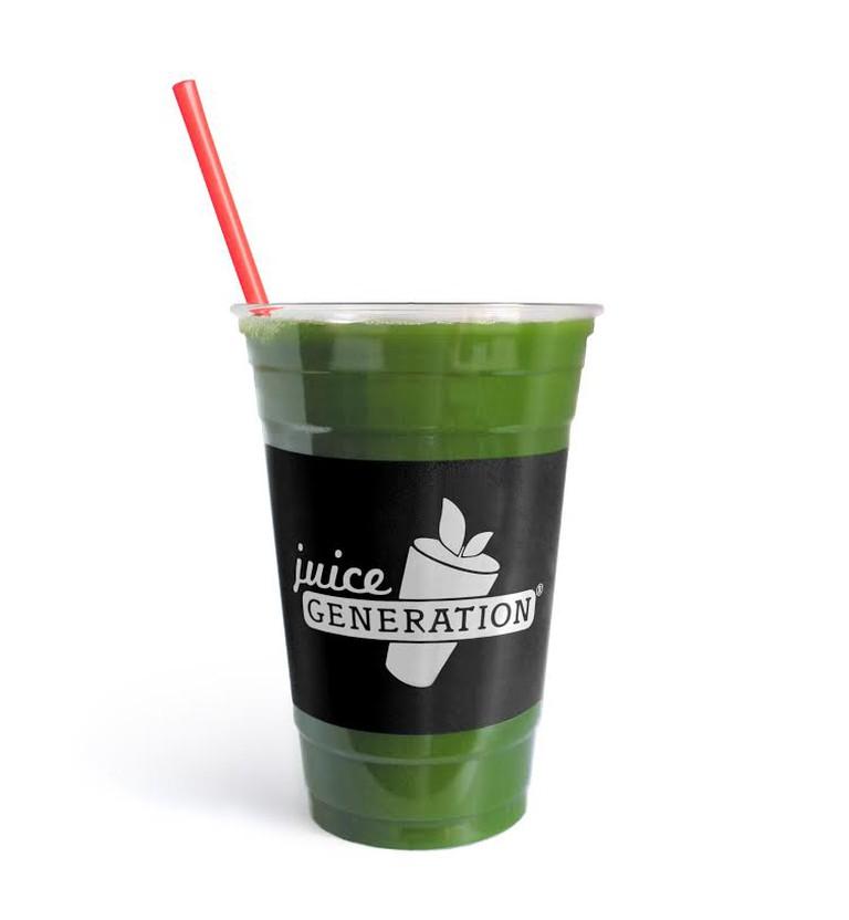 Juice Generation, East 18th Street