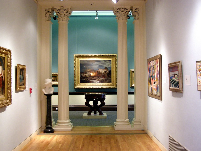 Crocker Art Museum © GlennGould/Flickr