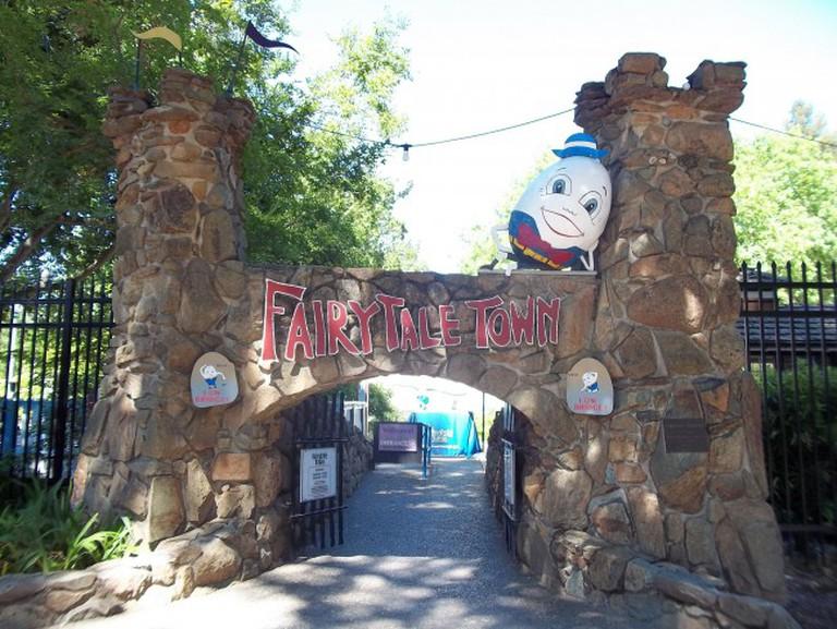 Fairytale Town © Janie Marie Foote/Flickr