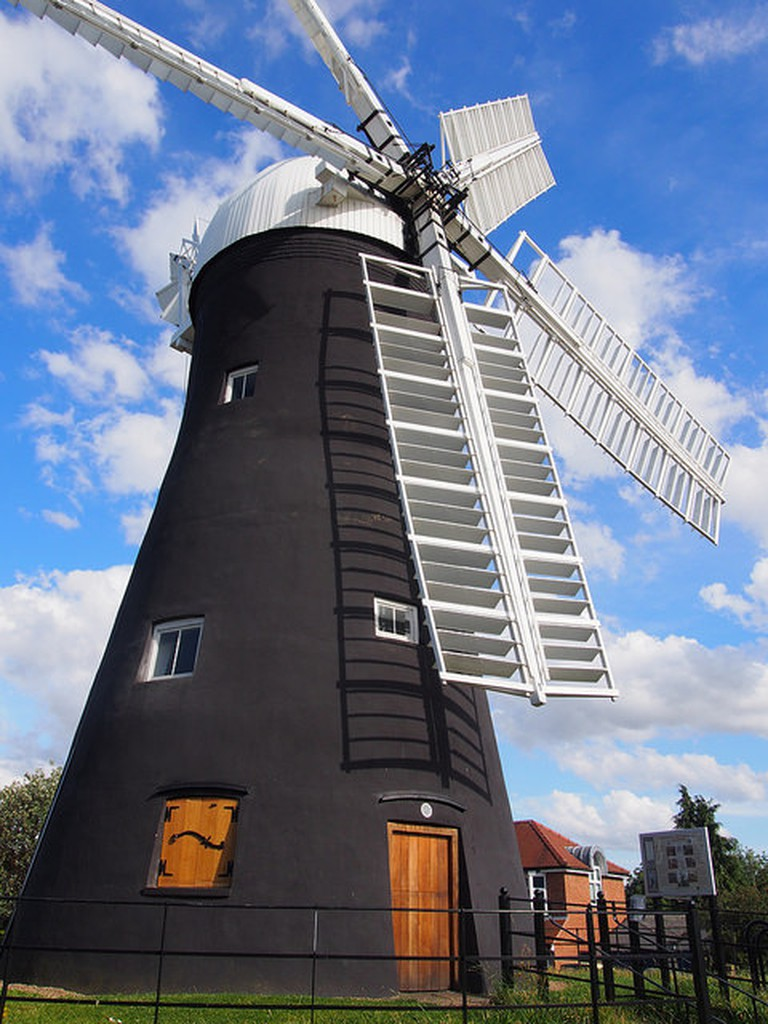 Holgate Windmill | © Dario Sušanj VelikaBritanija.net