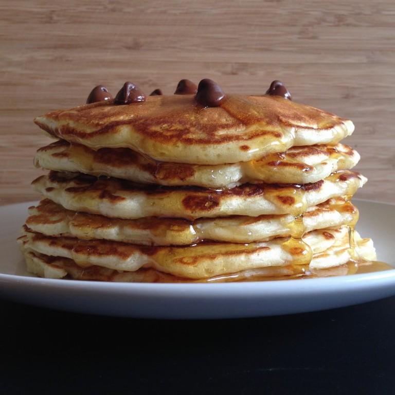 Chocolate Chip Pancakes | © Joy/Flickr