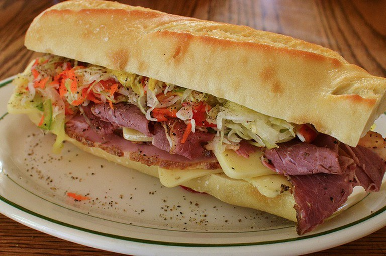 Submarine Sandwich | © jefferyw/Flickr