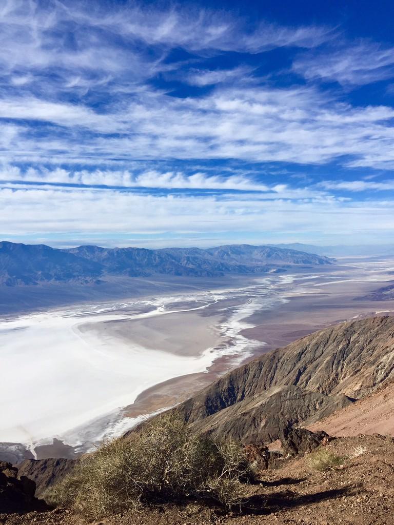 Dante's View, ©Gigi Chung