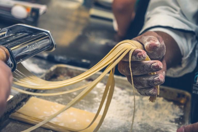 Homemade Pasta | © Unsplash/Pixabay