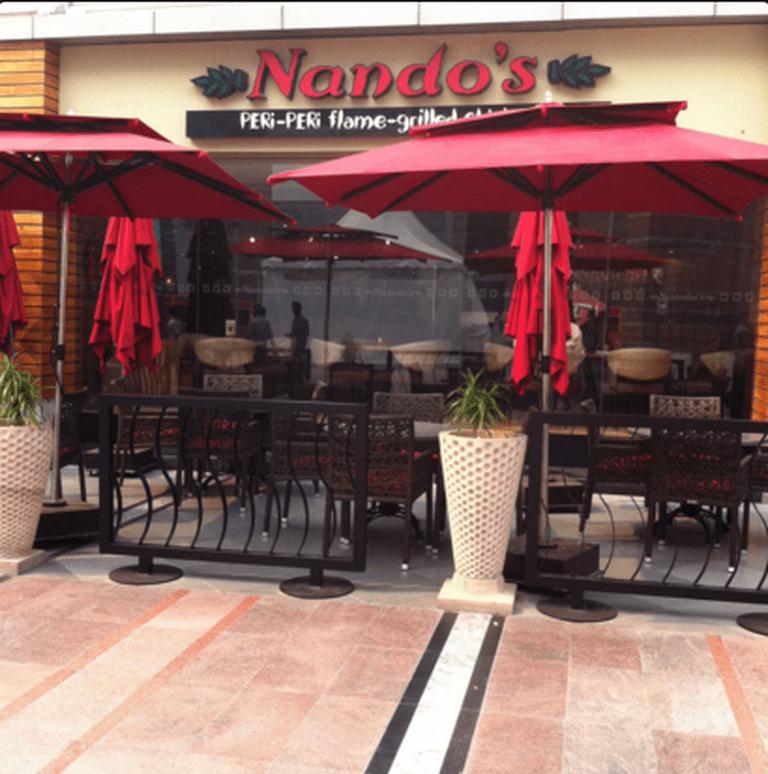 Nando's at Cyberhub ©Zomato