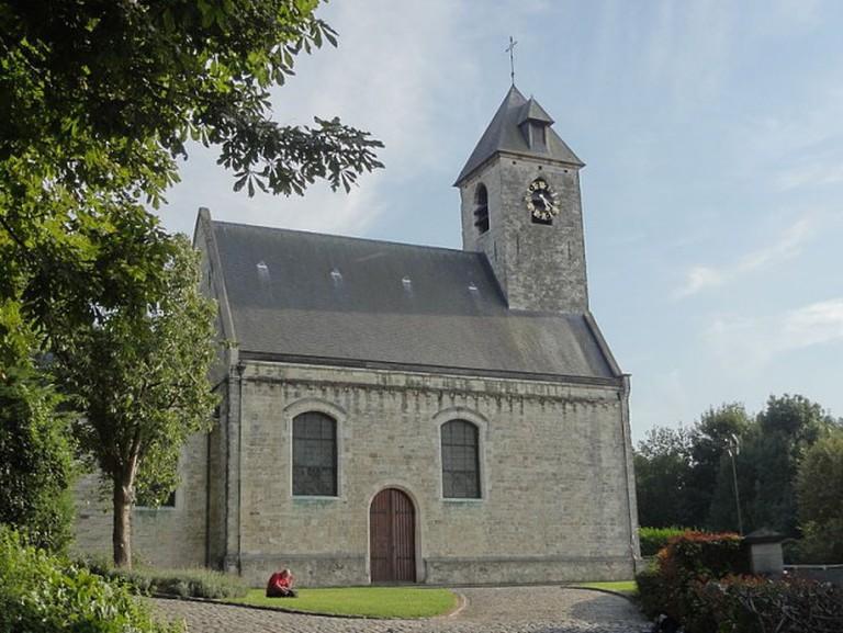 Old Sint-Agatha Church| © Szybcia| WikiCommons