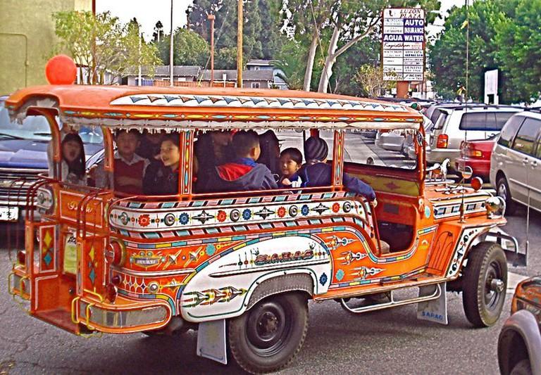 © Jeepney Wapacman/WikiCommons