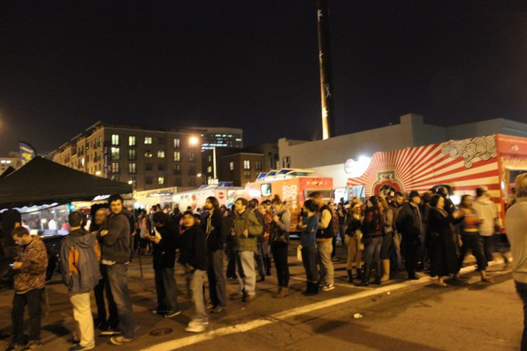 Oakland's First Friday