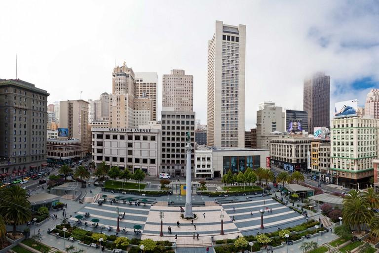 Union Square © Benson Kua/Flickr