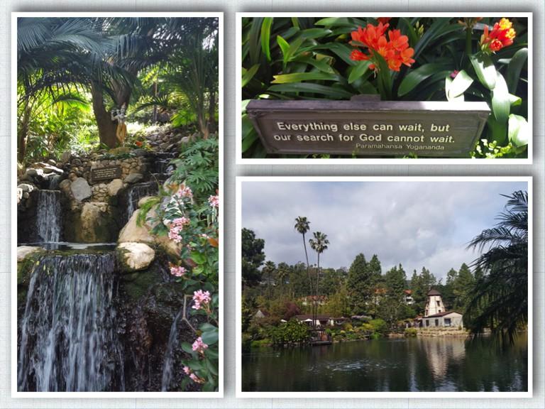 The Self-Realization Fellowship Lake Shrine, Los Angeles
