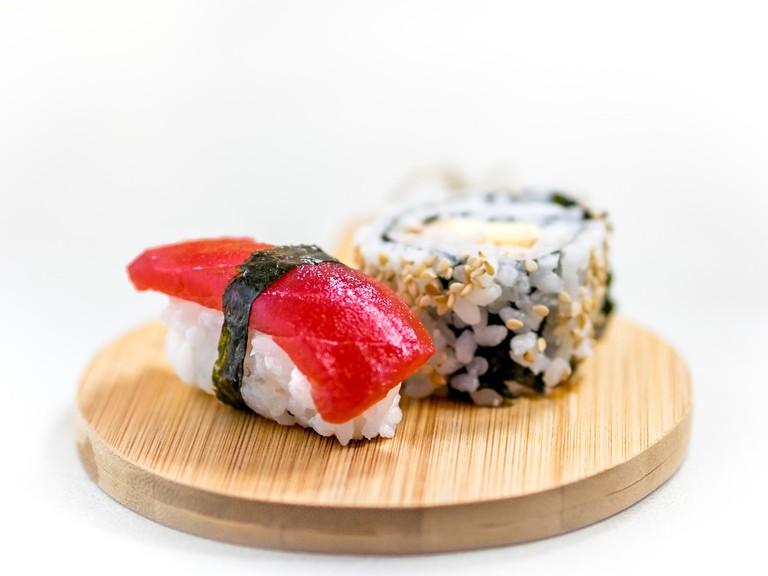 Sushi   © TheAndrasBarta/Pixabay