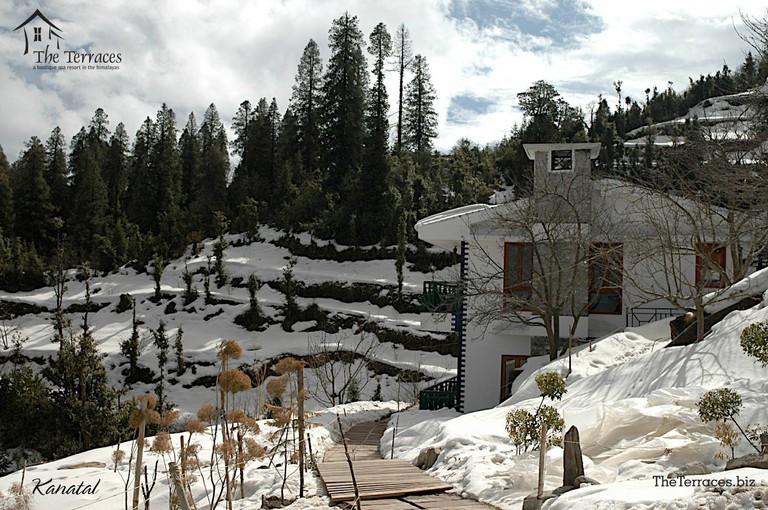 Courtesy The Terraces, Kanatal