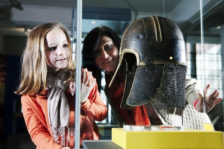 The York Helmet |© Yorkshire Museums Trust
