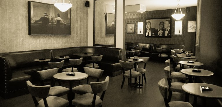 SoHo Cigar Bar, New York
