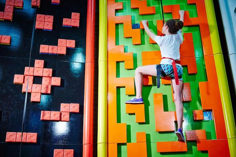 Clip 'n Climb | Courtesy of Clip 'n Climb