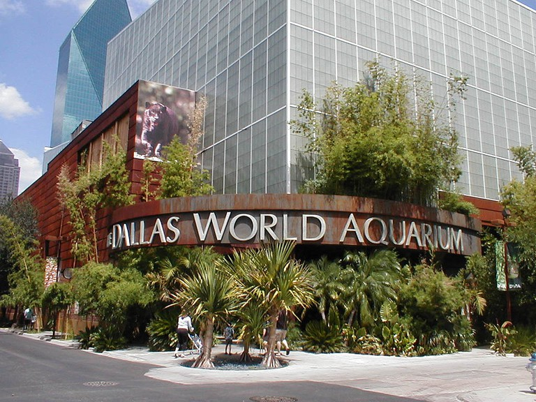 Dallas World Aquarium | © Jay R Simonson/WikiCommons