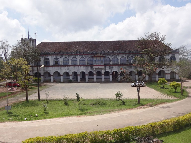 Madikeri Palace, now the DC's office| © Wikicommons/Vasanth S.N