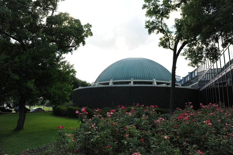 Burke Baker Planetarium   © Euthman Ed Uthman/WikiCommons