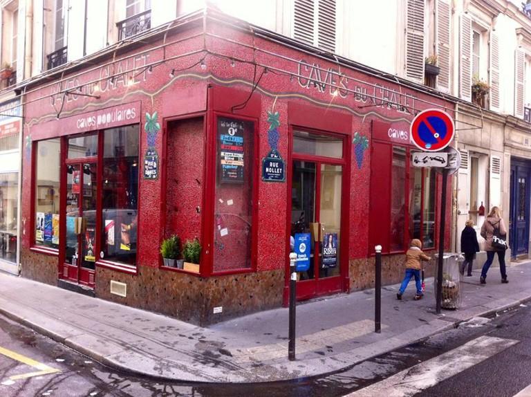 Les Caves Populaires, Paris