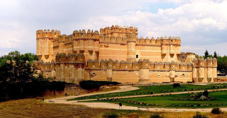 Castillo de Coca | © Giborn_134/Flickr