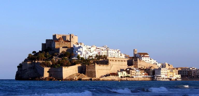 Castillo de Peñíscola | © gibaron_134/Flickr