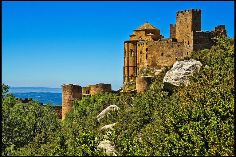 Castillo de Loarre | © Guillén Pérez/Flickr
