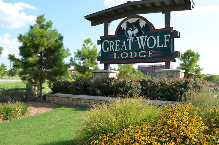 Great Wolf Lodge | © GrapevineTxOnline.com/Flickr