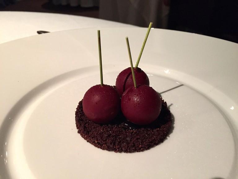 Dessert at Osteria Francescana | © advencap/Flickr