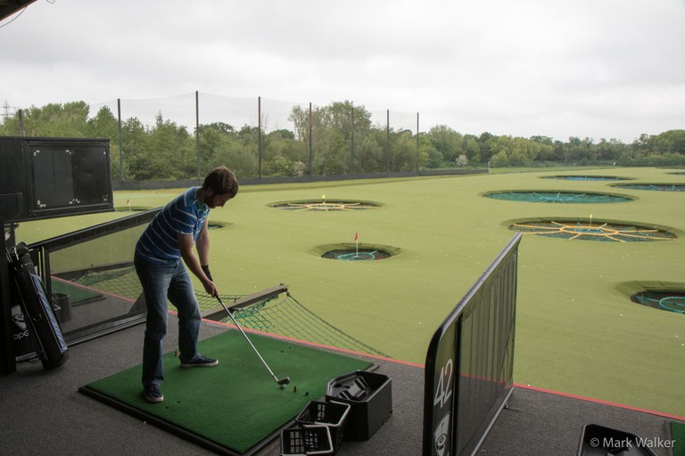 Topgolf | © Mark Walker/Flickr