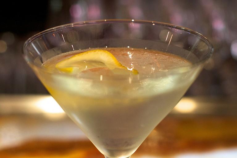 Vesper Martini   © Alan Levine/Flickr