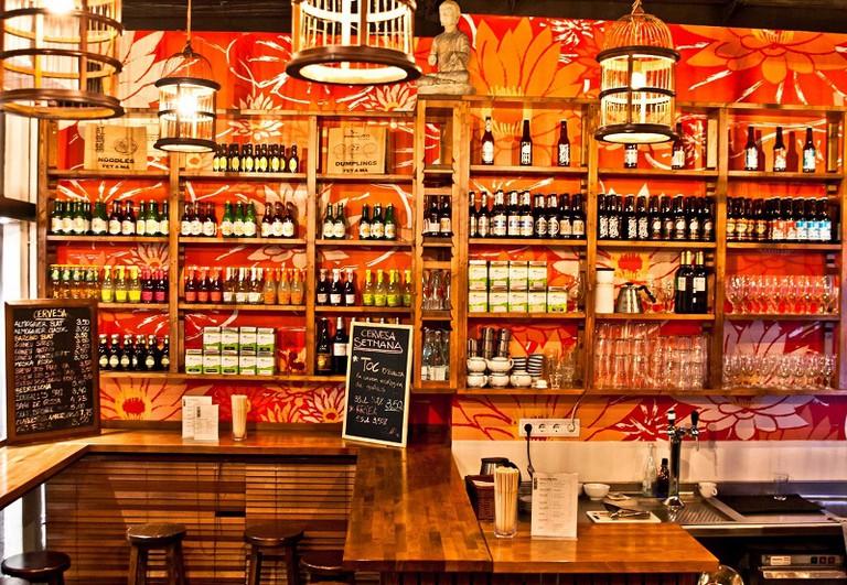 Restaurant interior|Courtesy of Red Ant