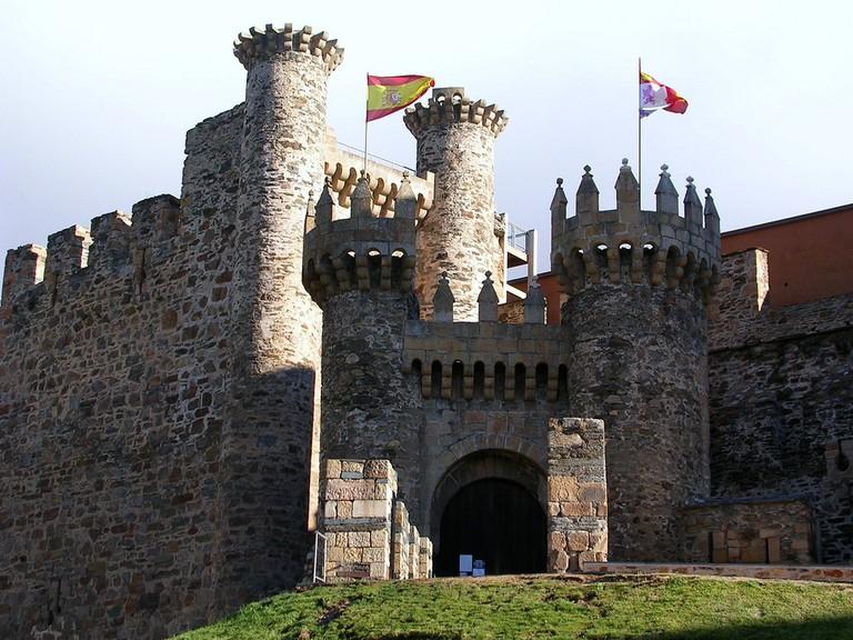 Castillo de Ponferrada | © Amaury Cabrera/Flickr