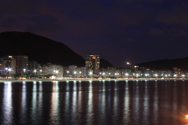 Copacabana ©Eduardo Pelosi