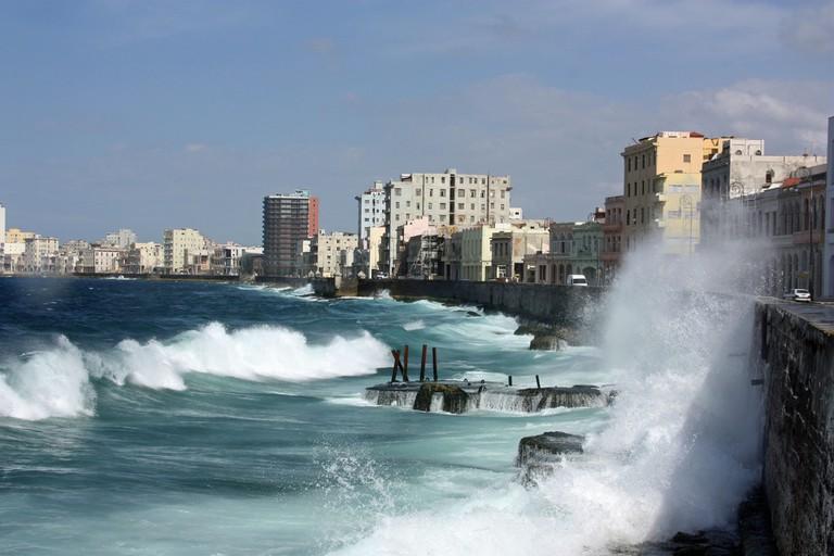 Malecón, Havana   © neiljs/Flickr