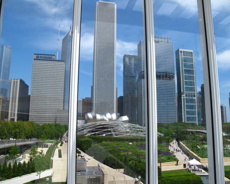 View from the Art Institute of Chicago   © JohnPickenPhoto/Flickr