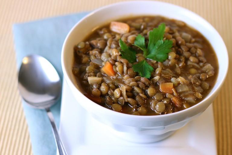Lentil Soup | © Emily Carlin/Flickr