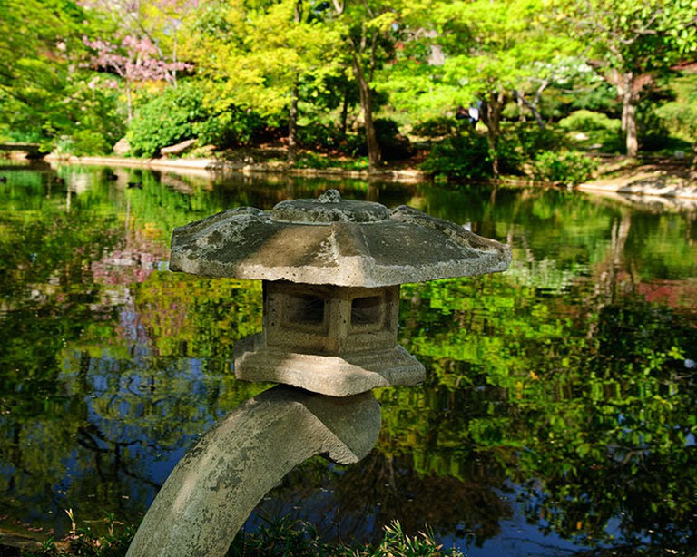 Japanese Garden   ©Mike Fisher/Flickr