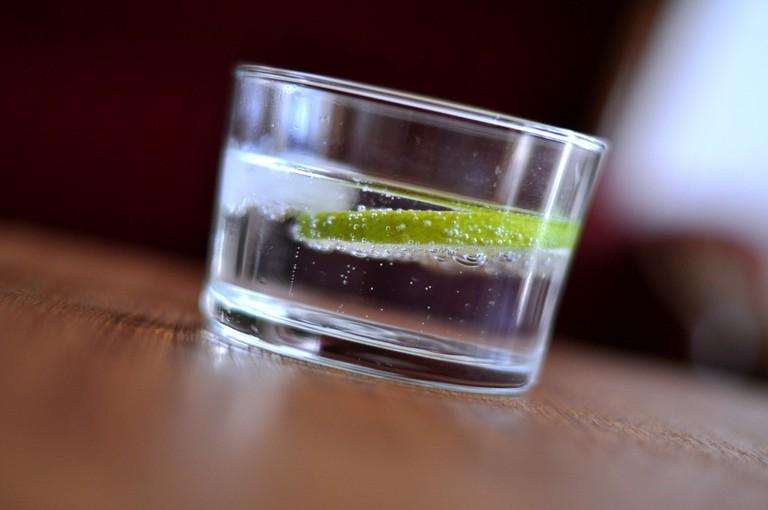 Gin & Tonic   © cyclonebill/Flickr
