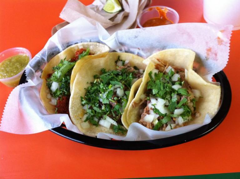 Carnitas Tacos | © dave/Flickr