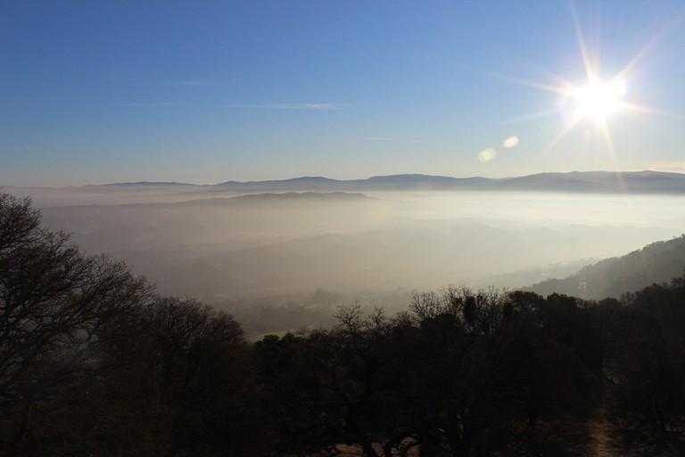 Morning fog   © Jeffry/Flickr