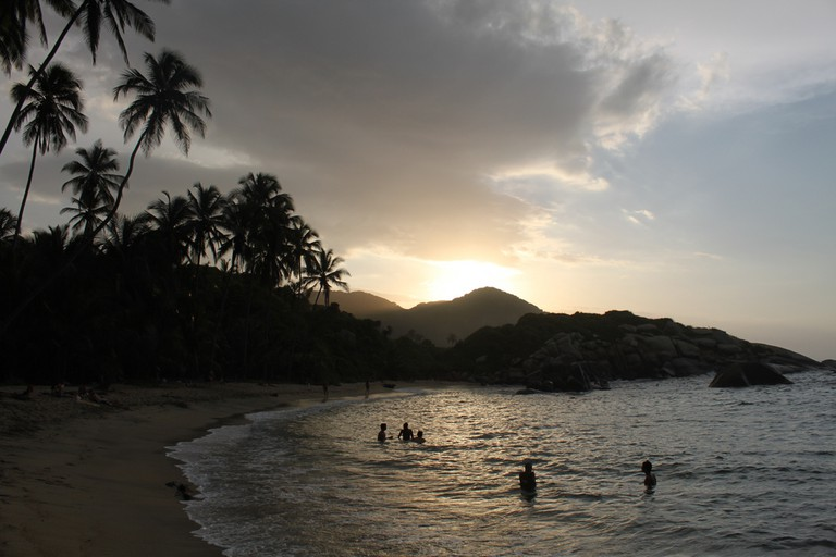 Colombia: Exploring Tayrona National Park