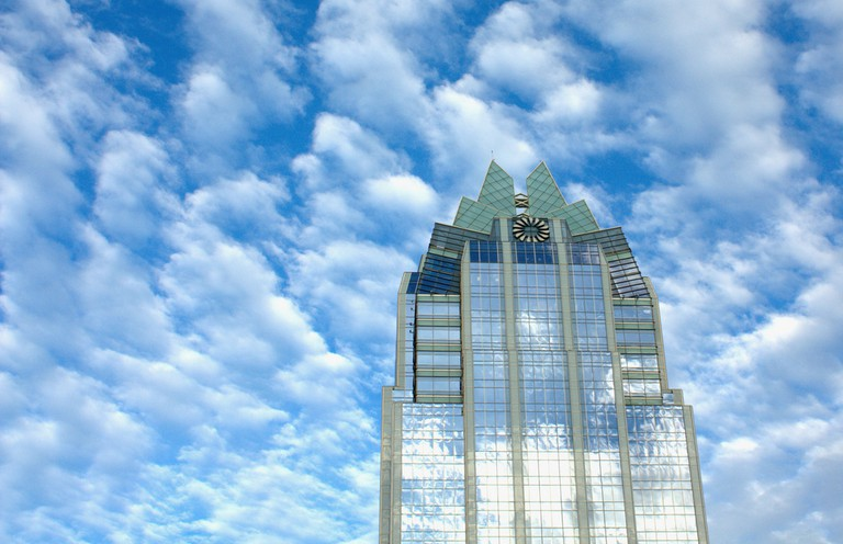 Frost Bank Tower  ©Kumar Appaiah/Flickr