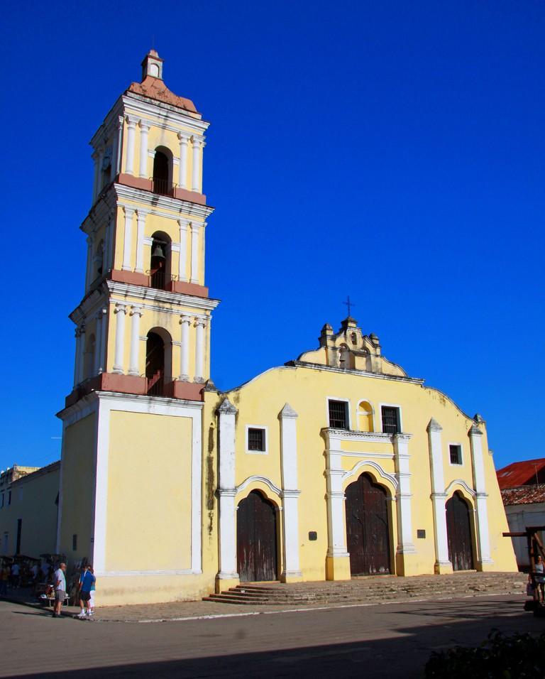 La Parroquia de San Juan Bautista, Remedios   © Guillaume Baviere/Flickr