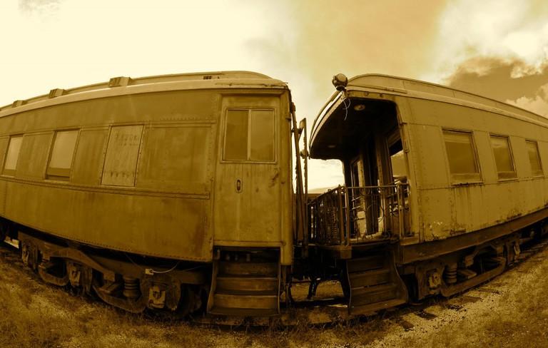 Galveston Railroad Museum   © Roy Luck/Flickr