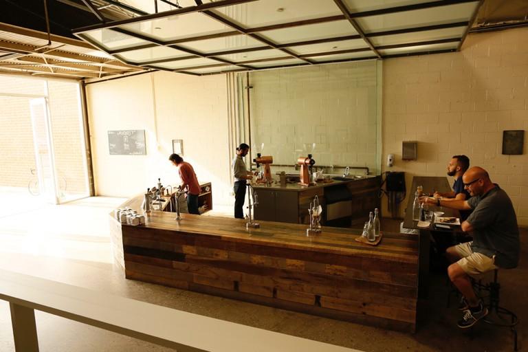 Bar Nine, Culver City