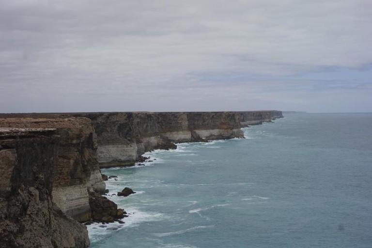 Bunda Cliffs, Australia | © peter boer/Flickr