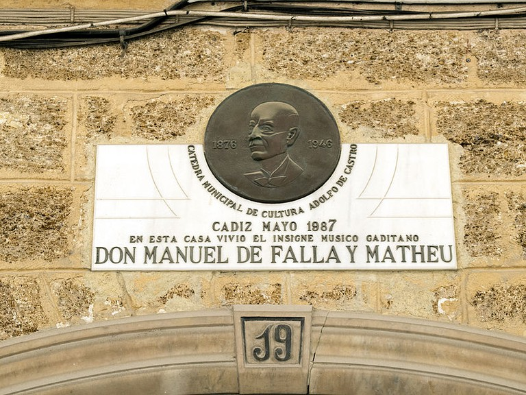 Cathedral Manuel de Falla © Pedro M. Martínez Corada/WikiCommons